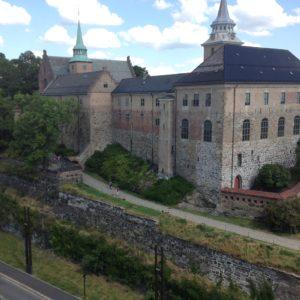 Akershus Fortress, Fortaleza de Akershus, Noruega, Norway, Oslo