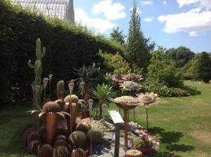 Jardin botanico Gothenburg, Suecia