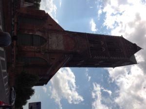 Santa Maria Church tower