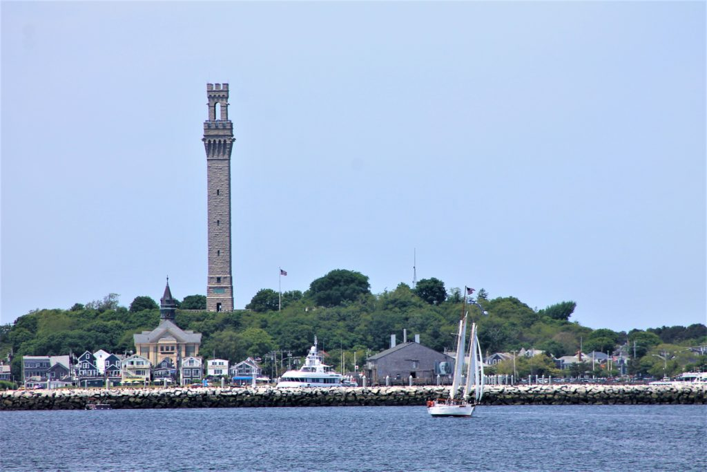 Provincetown, un pueblo ubicado en la punta de Cape Cod