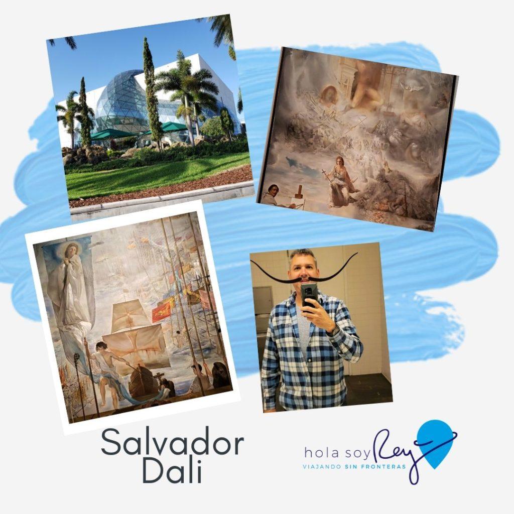 Museo de Salvador Dalí, cerca del Hotel Indigo en San Petersburgo
