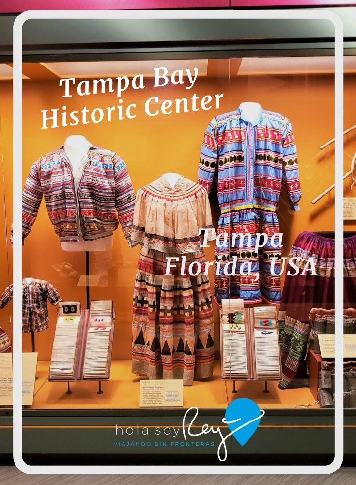 Portada del artículo acerca del Tampa Bay History Center