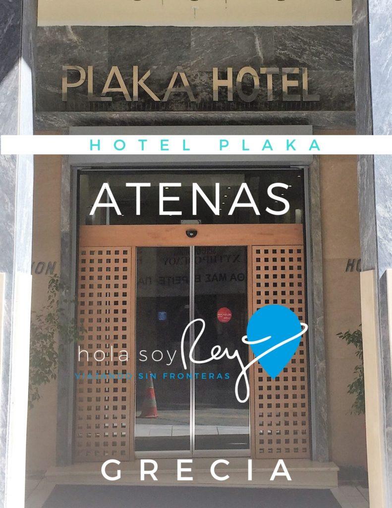 Hotel Plaka, Atenas Grecias