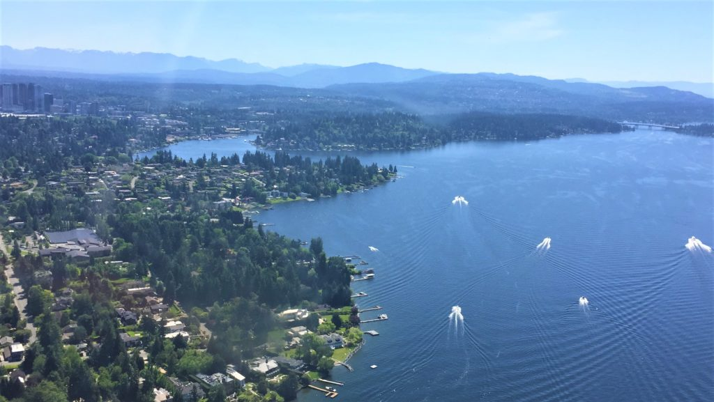 Bahia Elliot en Seattle Washington