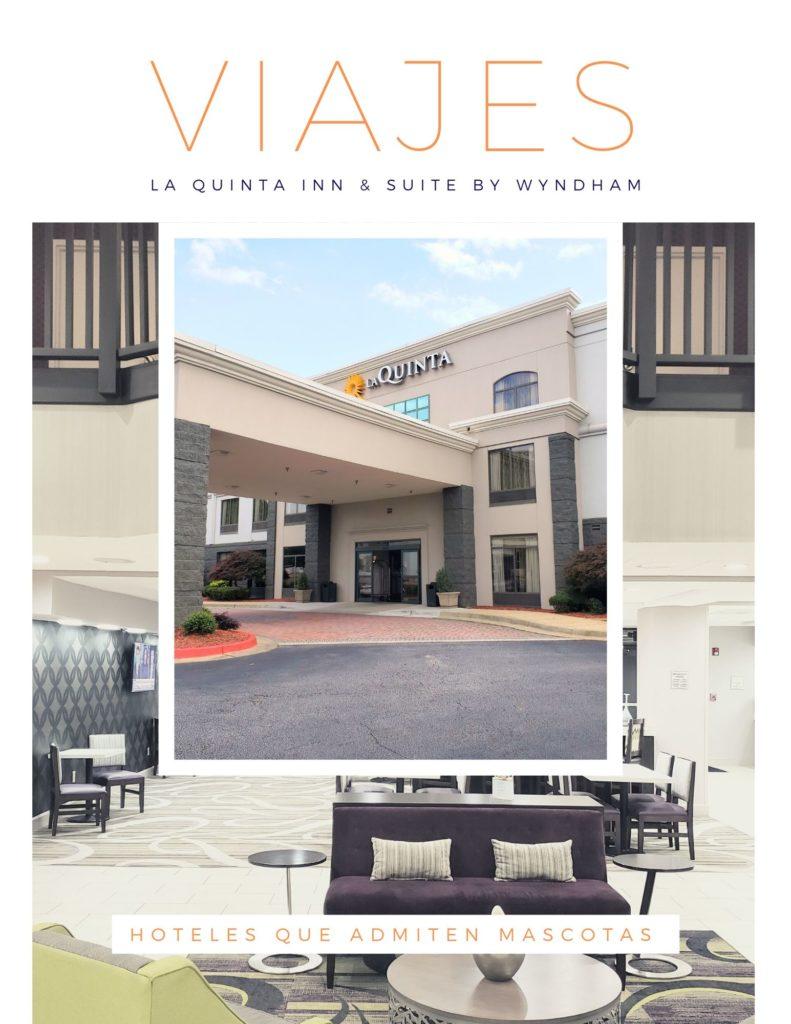La Quinta Inn & Suite by Wydham un hotel que admite mascotas